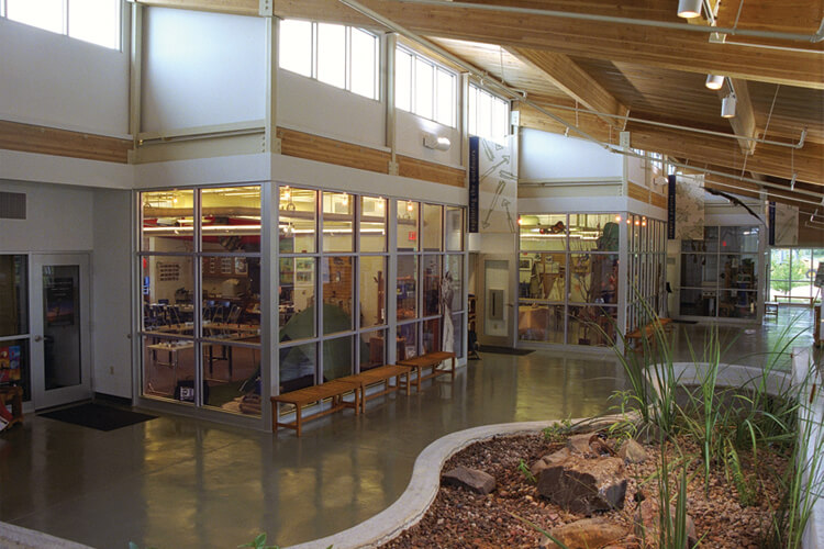 department of conservation discovery center