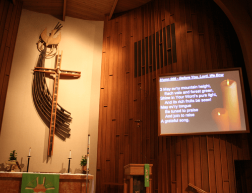 Grace Lutheran Church Sound System