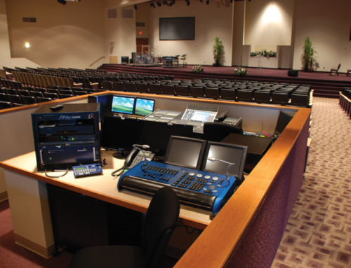 Greater Grace Church Audio Visual Solutions