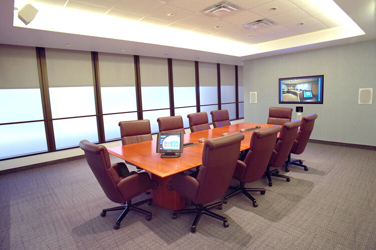 boardroom audiovisual