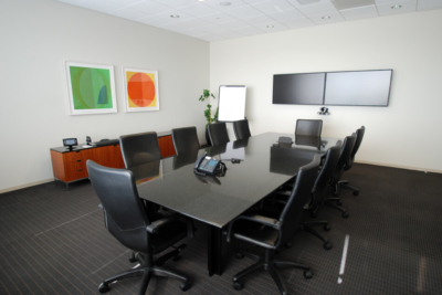 SHook, Hardy And Bacon Conference Room table