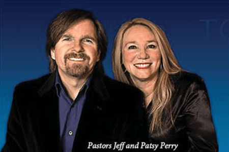 Pastors Jeff and Patsy Perry