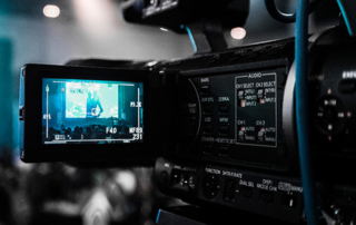event production video camera services
