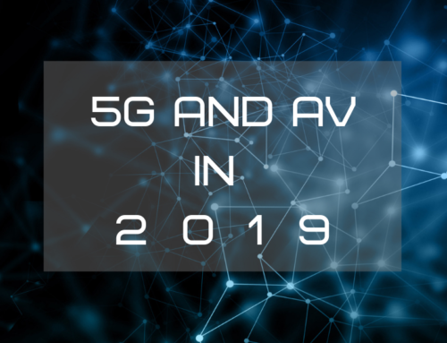 How 5G will Spur AV Technology This Year
