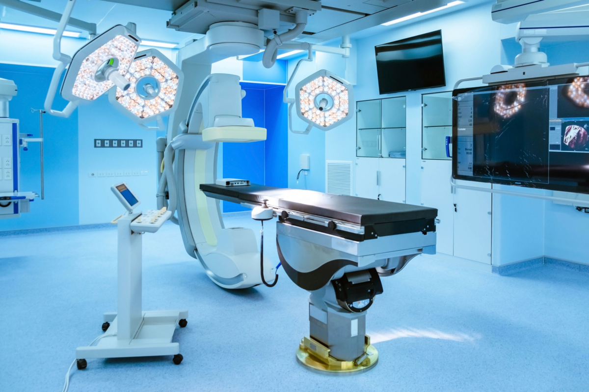 lg hospital surgical room